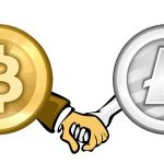 【速報】Bitcoin(ビットコイン)の分裂危機の中でライトコインなどの仮想通貨が急騰中!!