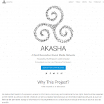 【ICO】検閲・改ざんを受けない自由な言論空間の仮想通貨「Akasha(アカシャ)」についてまとめてみた