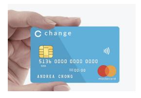 change 仮想通貨