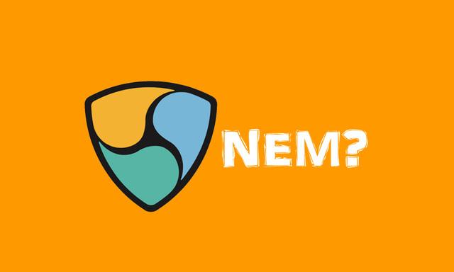 NEM 仮想通貨