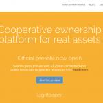【ICO】不動産の共有プラットフォームの仮想通貨「Swarm Fund(スウォームファンド)」についてまとめてみた