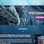 【面白い】ゲーム内の交換手段として使える仮想通貨「BitCrystals(ビットクリスタルズ)」についてまとめてみた