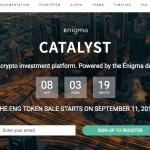 【ICO】MIT発の分散型クラウドコンピューティングの仮想通貨「Enigma(エニグマ)」についてまとめてみた