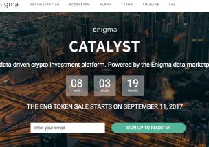 Enigma 仮想通貨