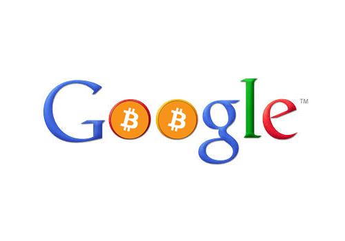 Google ビットコイン