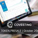 【ICO】仮想通貨のコピー取引プラットフォーム「Covesting(コーベスティング)」についてまとめてみた