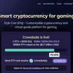 【ICO】最大のゲーマー向けオンラインプラットフォームの仮想通貨「Enjin Coin(エンジンコイン)」についてまとめみた