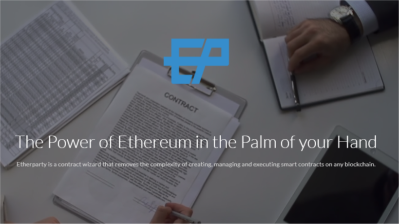 Etherparty ICO