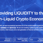 【ICO】大規模な日本の取引所QUOINEの仮想通貨「LIQUID」についてまとめてみた