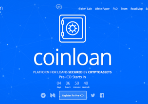 CoinLoan(コインローン) ICO