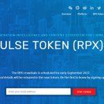 【ICO】中国市場向けの次世代インテリジェンスとコンテンツエコシステムの仮想通貨「Red Pulse(レッドパルス) 」についてまとめてみた