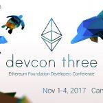 【仮想通貨】Ethereum(イーサリアム)の大きなカンファレンス「Devcon3」についてまとめてみた