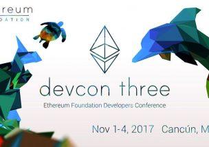 Ethereum(イーサリアム) カンファレンス Devcon3