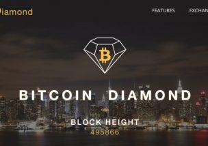 Bitcoin Diamond(ビットコインダイヤモンド)