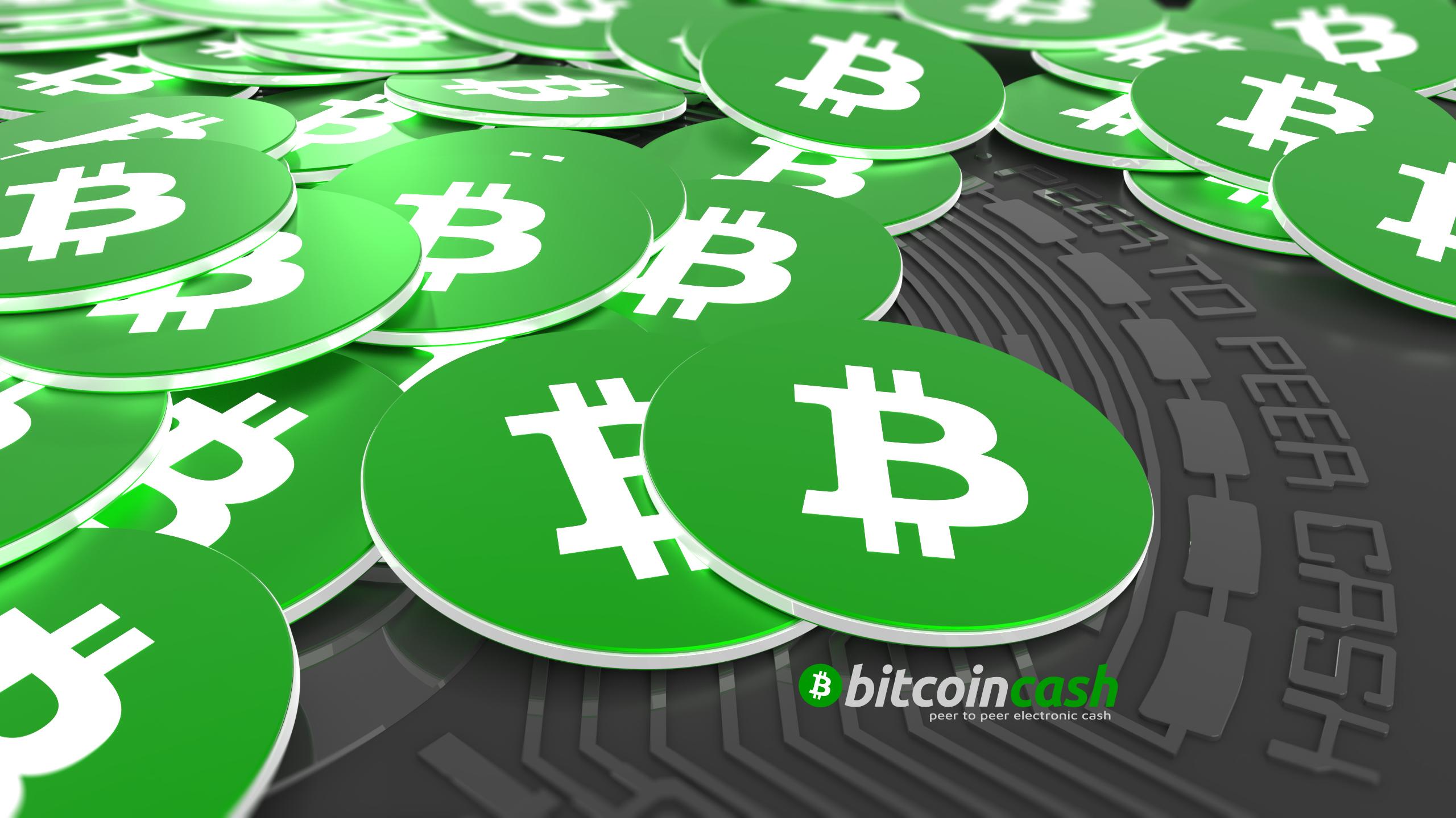 Bitcoin Cash(ビットコインキャッシュ) 高騰 理由