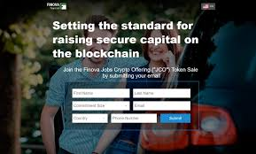 Finova Financial(フィノバフィナンシャル) JCO(JOBS Crypto Offering)