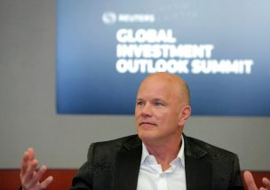 Galaxy Investment Partners CEO Mike Novogratz 仮想通貨