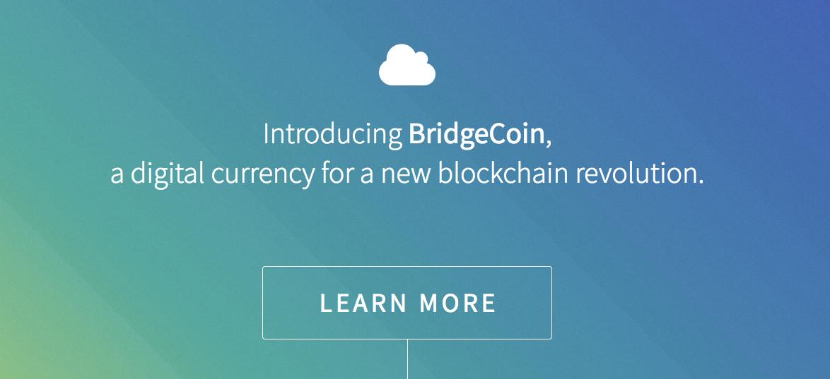 BridgeCoin(ブリッジコイン) 仮想通貨