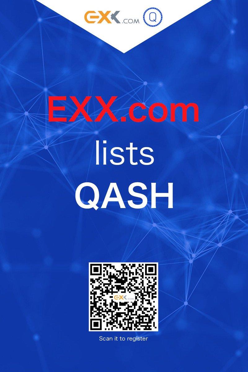 QUOINE QASH EXX.COM