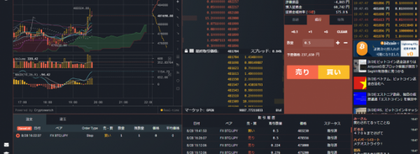 Bitcoin FX 初心者 勝てる 方法