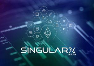 singularX 使い方 取引