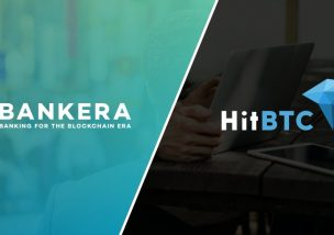 Bankera(バンクエラ) HitBtc 上場