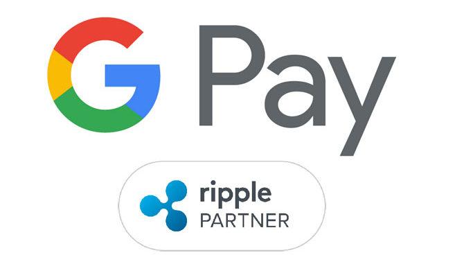 Ripple(リップル) Google 提携
