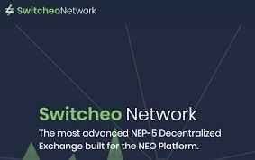 NEO(ネオ) NEP-5 分散型取引所 SwitcheoNetwork