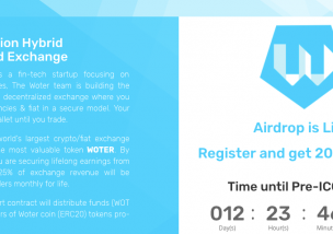 Woter AirDrop(エアドロップ)
