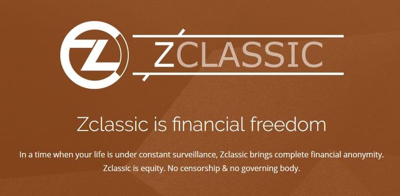 Zclassic(ジークラシック) 仮想通貨