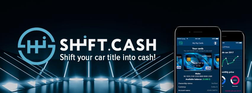SHIFT.cash(シフトキャッシュ) ICO