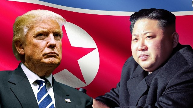 北朝鮮 トランプ 親書 リスクオフ 仮想通貨