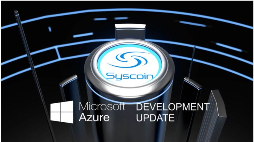 Syscoin(シスコイン) Microsoft(マイクロソフト)