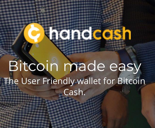BitcoinCash(ビットコインキャッシュ) 3月 好材料  Hand Cash