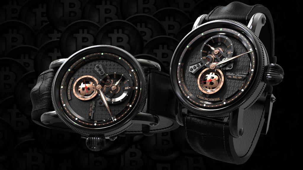 COMSA(コムサ) ICO Chronoswiss(クロノスイス) 時計