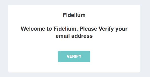 Fidelium(FID) ICO