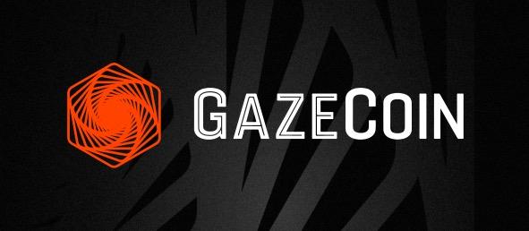 GazeCoin(ゲイズコイン) 仮想通貨