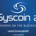 【仮想通貨】多機能アルトコインプラットフォームの仮想通貨「Syscoin(シスコイン)」についてまとめてみた