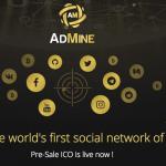 【仮想通貨】検索エンジンやアプリケーション上のオンライン広告を収益化するプラットフォームの仮想通貨「AdMine(MCN)」についてまとめてみた