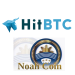 【仮想通貨】NoahCoin(ノアコイン)がHitBTCに上場!?情報についてまとめてみた