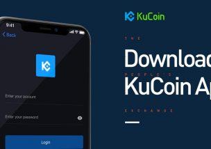 KuCoin(クーコイン) モバイルアプリ