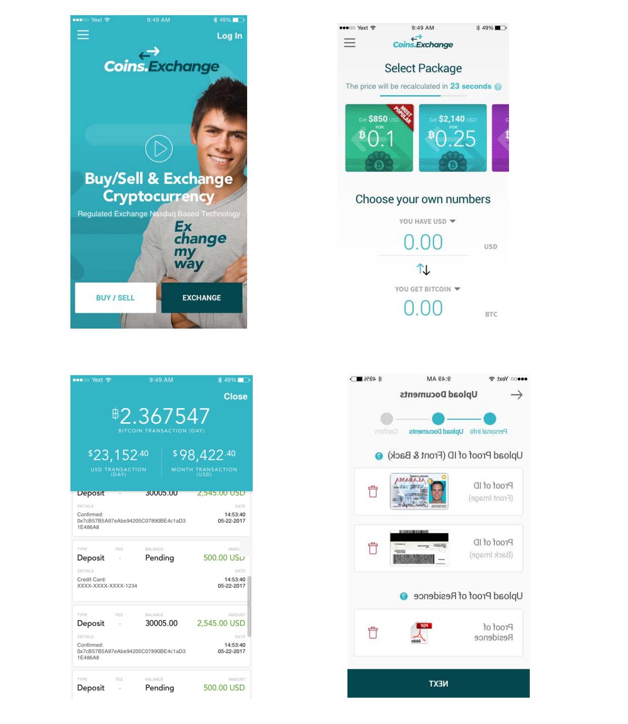 CoinsExchange(コインズエクスチェンジ) アプリ