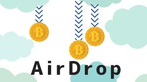 2018年 仮想通貨 稼ぐ ジャンル 難易度 稼ぎやすさ  Airdrop(エアドロップ)