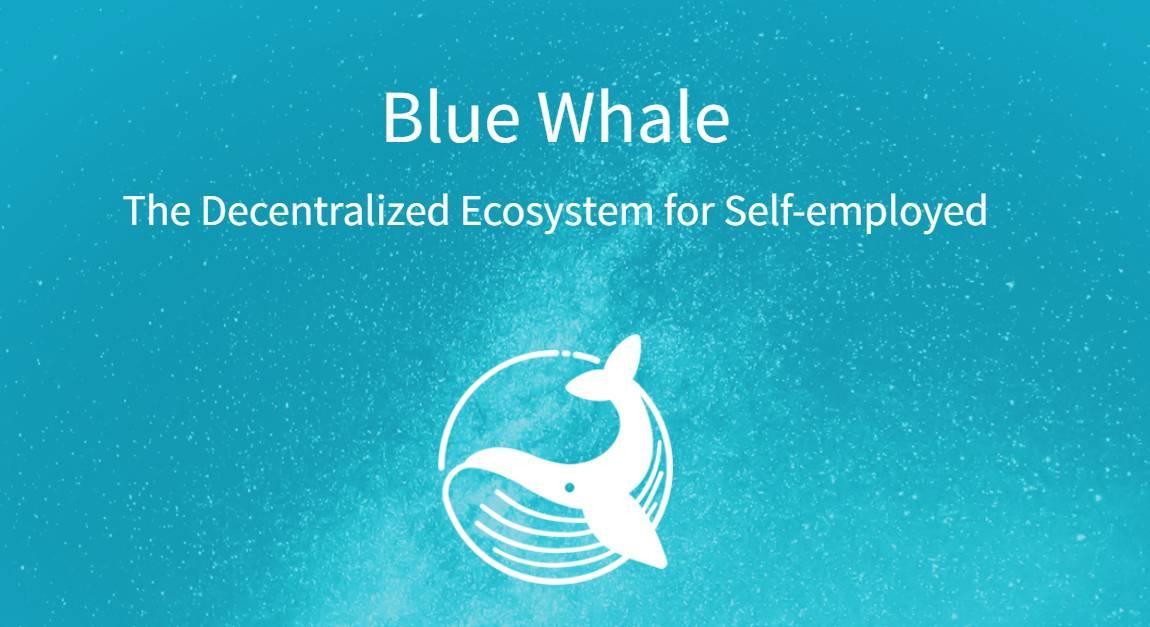 Blue Whale(ブルーホエール) ICO