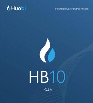 Huobi(フオビ) Huobi 10 Index インデックス 仮想通貨