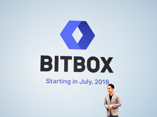 LINE(ライン) 仮想通貨取引所 BITBOX