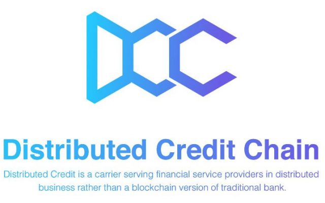 Distributed Credit Chain (DCC)
