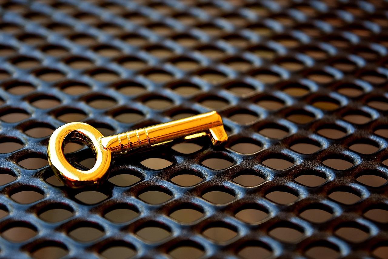 秘密鍵(シークレットキー) 仮想通貨