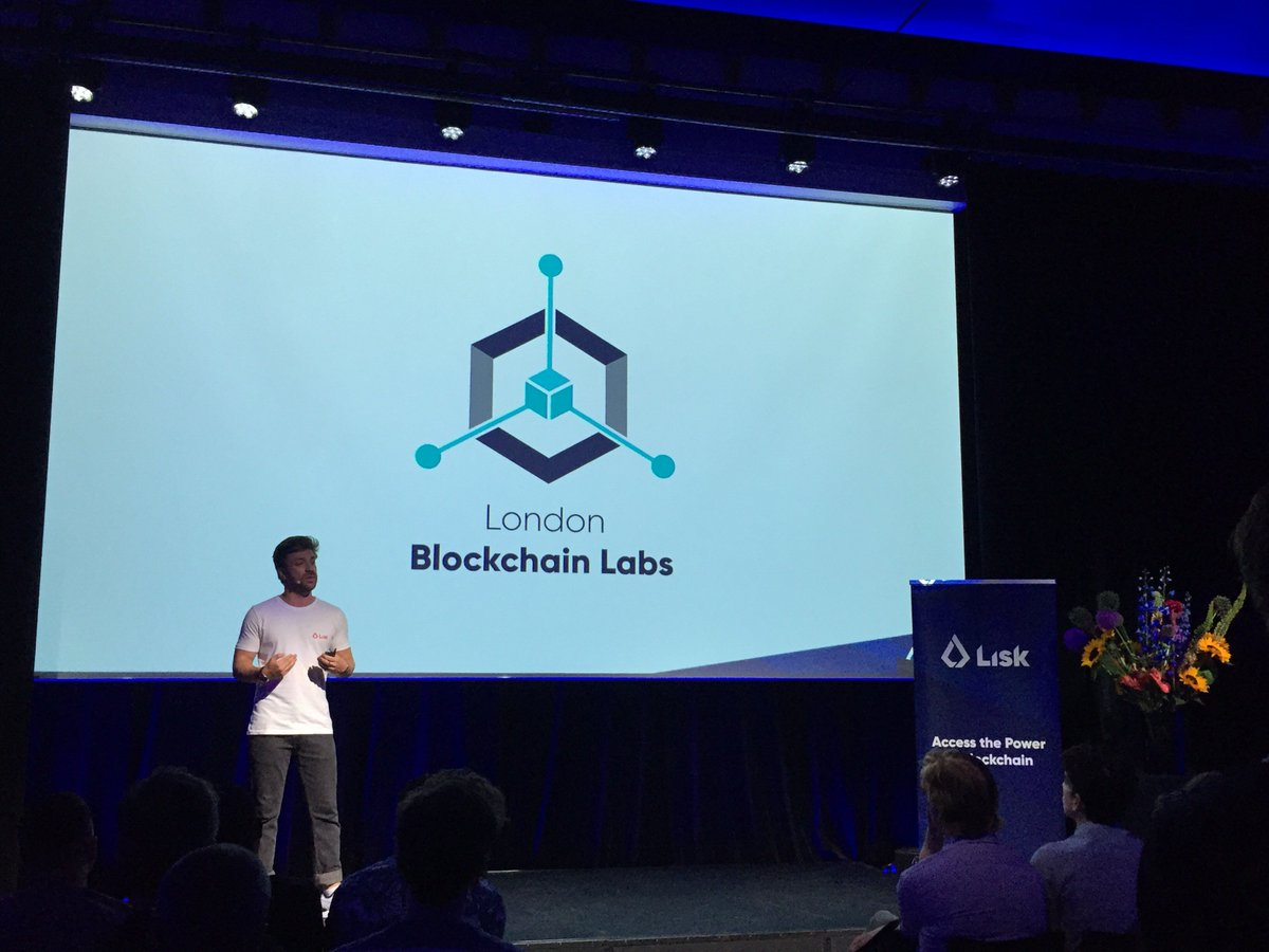 LISK(リスク) London Blockchain Labs 提携