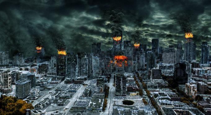 世界経済 崩壊
